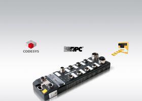 集IP67 PLC和边缘网关于一体的总线设备