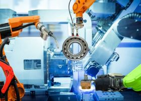 机器人舵机构筑基石,智能驱动连接未来工厂