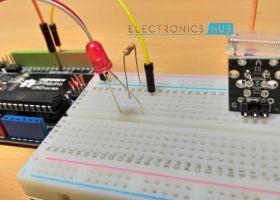 怎样将敲击传感器与Arduino接口