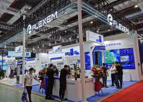 繁易携公司多款产品在中国国际工业博览会精彩展出