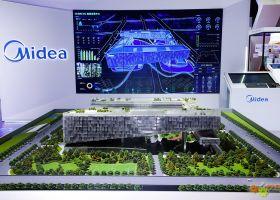 美的进驻工博会最大企业展台 尽展赋能泛制造业的数智成果
