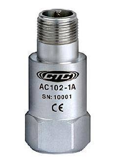 振动加速度传感器原理图与应用