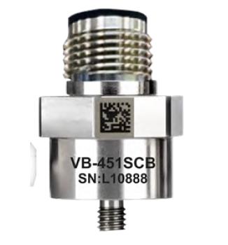 VB-451SCB 0-5V模拟量输出振动传感器