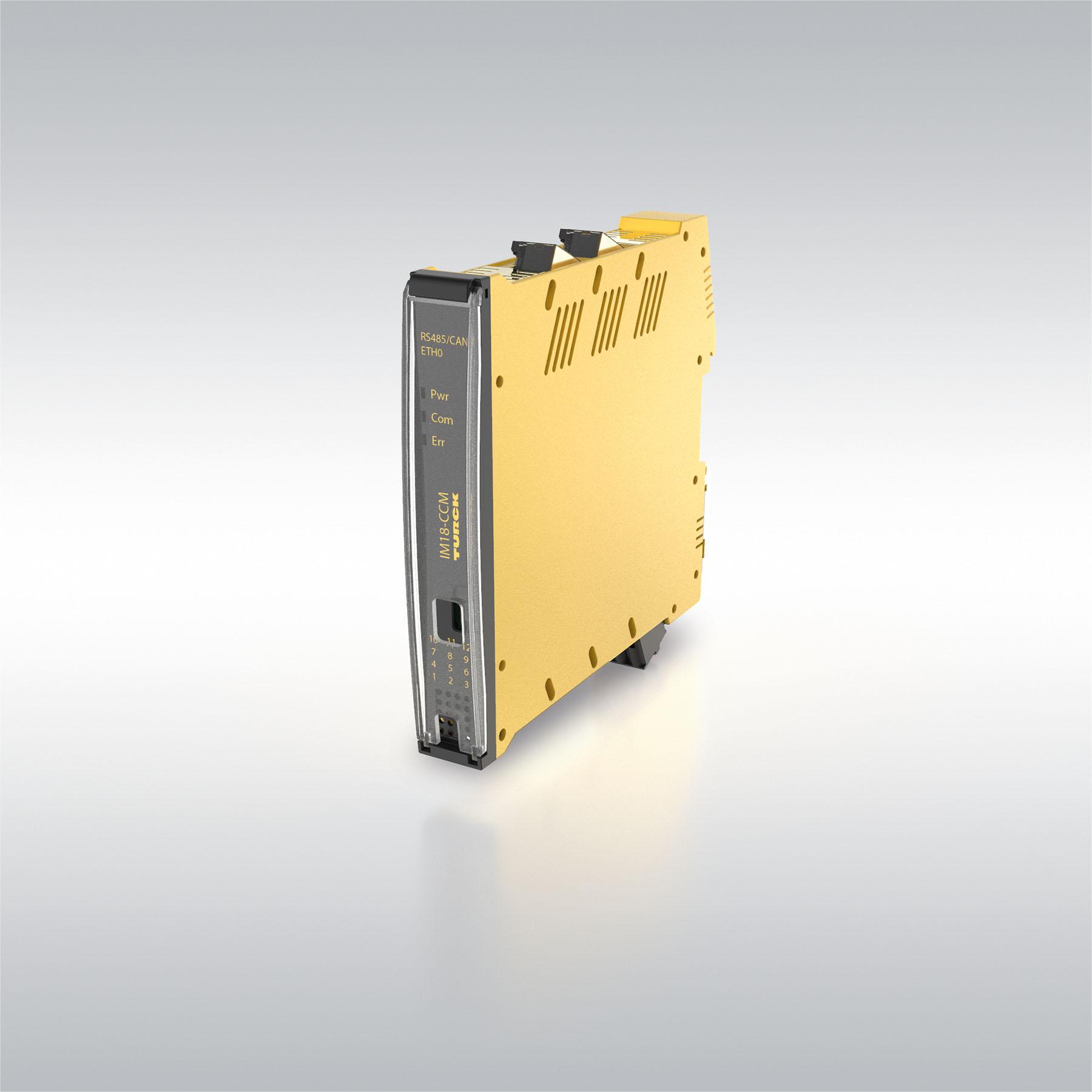 增强功能的控制柜保护模块